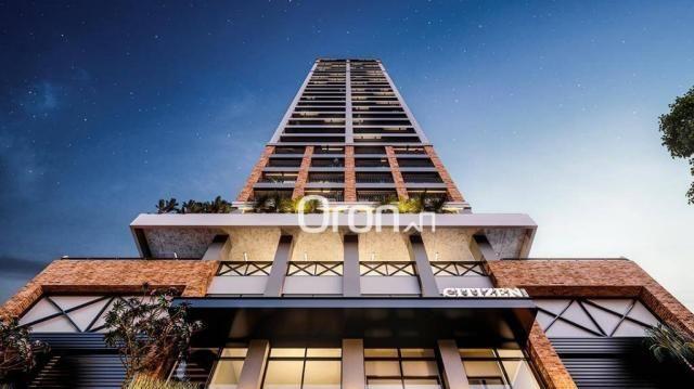 Loft com 1 dormitório à venda, 63 m² por r$ 352.340,00 - setor bueno - goiânia/go - Foto 3