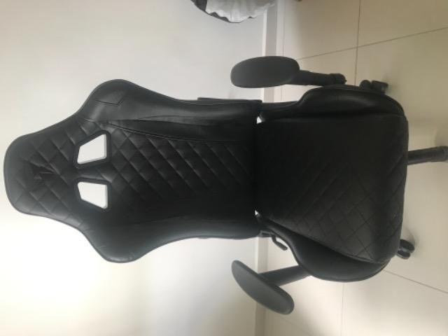 57e455f4d Cadeira Gamer Profissional Tgc12 Preta Thunderx3 - Móveis - Lapa De ...