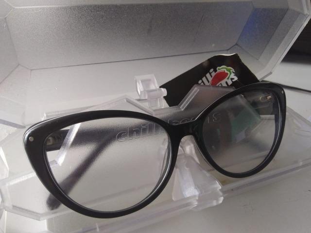 355427eedece2 Óculos Armação Chilli Beans - Bijouterias