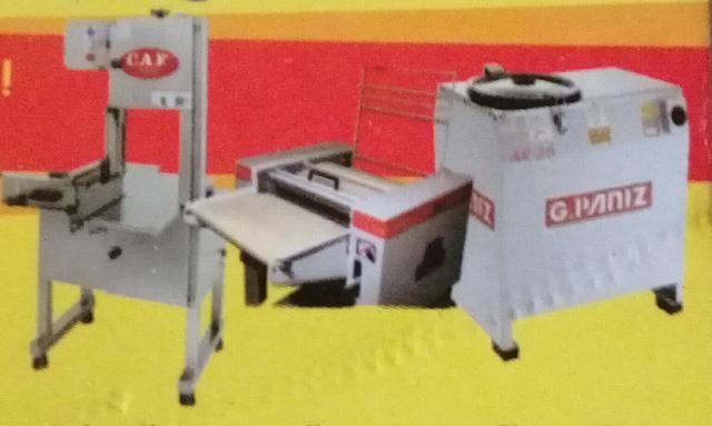 Conserta-se máquinas de padaria e açougue