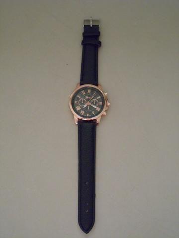 c1817004857 Relógio Unissex Geneva - Bijouterias