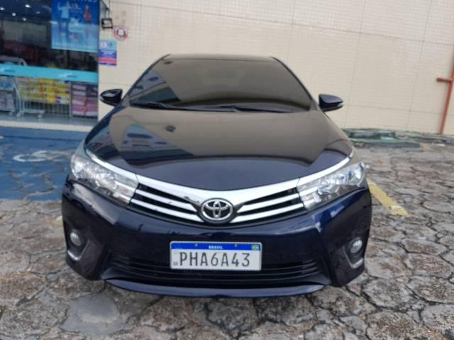 Toyota Corolla XEI Aut. 2015 impecável