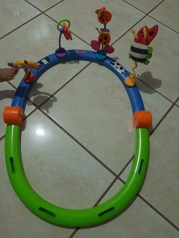 Tapete com brinquedo para bebê  - Foto 4