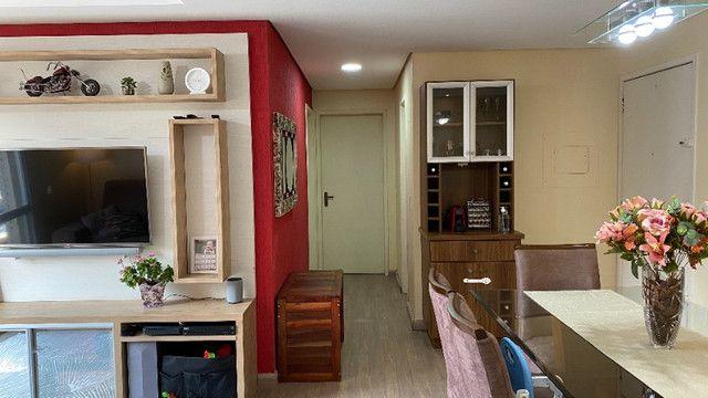 Apartamento 2Q Semimobiliado Nonoai ZS Poa - Foto 5