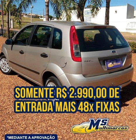 Fiesta 1.6 FLEX 2011 Completo - Foto 6