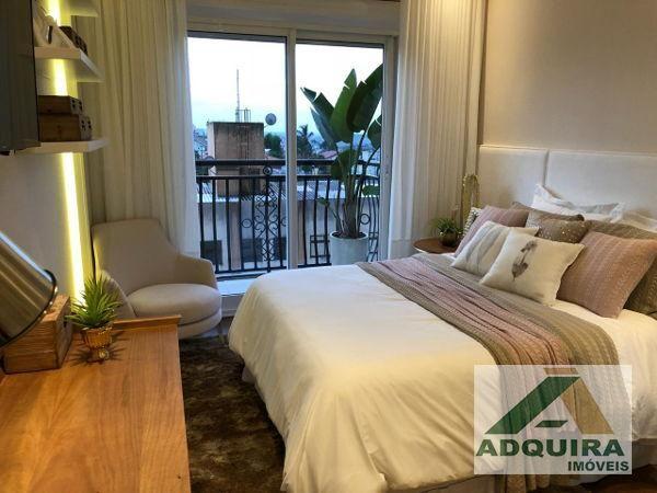 Apartamento com 2 quartos no Edificio Renaissance - Bairro Jardim Carvalho em Ponta Gross - Foto 13