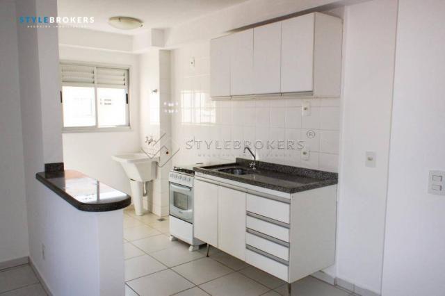 Apartamento com 3 dormitórios para alugar, 66 m² por R$ 1.500,00/mês - Centro Sul - Cuiabá