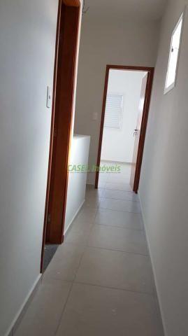 Casa de condomínio à venda com 2 dormitórios em Vila caiçara, Praia grande cod:803295 - Foto 19