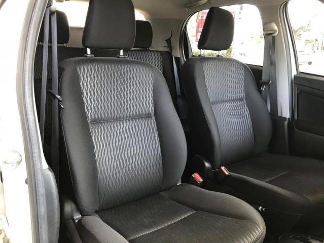Toyota Etios Hatch X 1.3 Flex Automático 2019 (Único Dono) Branco Pérola - Foto 19