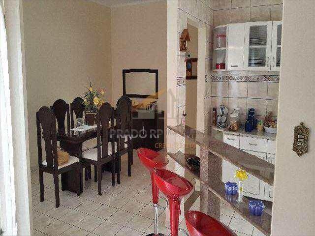Casa à venda com 3 dormitórios em Vila tibério, Ribeirão preto cod:21300