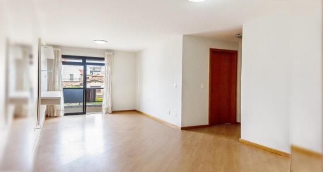 Apartamento com 2 dormitórios e 2 vagas de garagem à venda, - Rebouças - Curitiba/PR - Foto 3