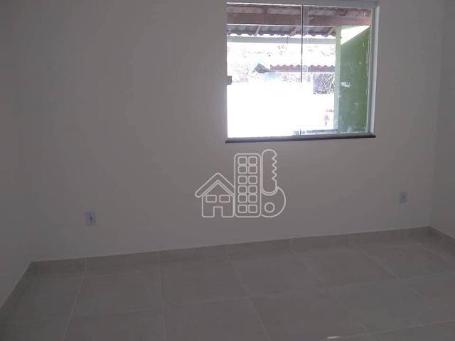 Casa com 3 dormitórios à venda, 130 m² por R$ 550.000,00 - Itaupuaçu - Maricá/RJ - Foto 14