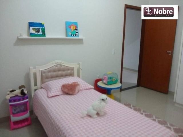 Casa com 3 dormitórios à venda, 167 m² por R$ 435.000 - Plano Diretor Sul - Palmas/TO - Foto 12