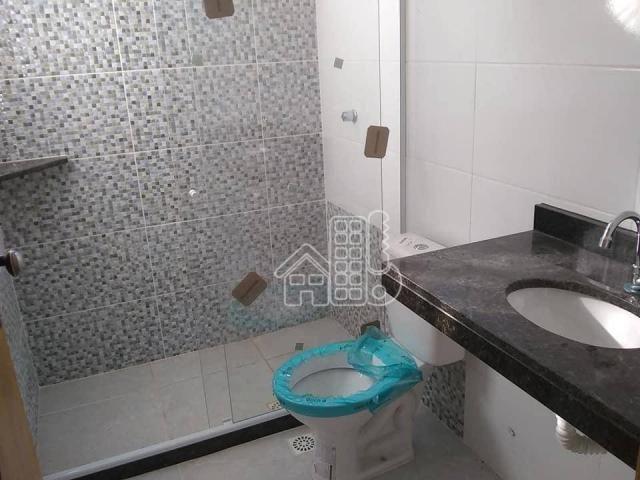 Casa com 3 dormitórios à venda, 130 m² por R$ 550.000,00 - Itaupuaçu - Maricá/RJ - Foto 15