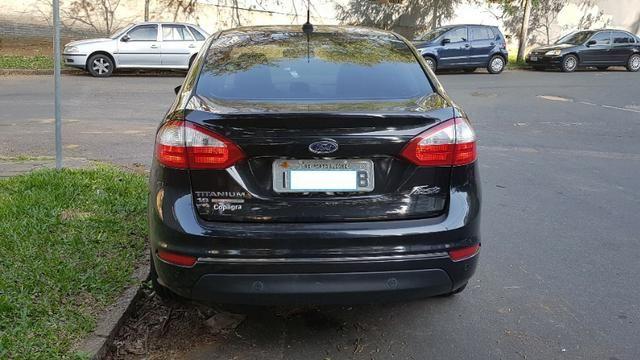 New Fiesta 1.6 AT Titanium com GNV - Foto 5