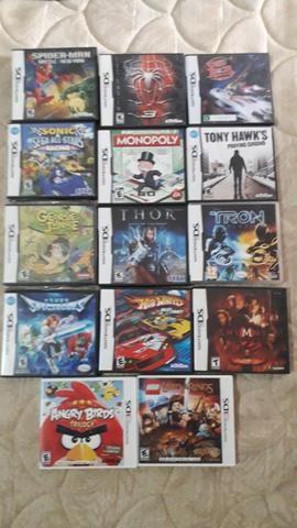 Jogos de Super Nintendo Mega Drive e Nintendo DS - Foto 3