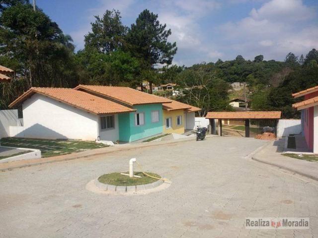 Casas Térreas NOVAS 2QT (1 Suite) em Villagio,