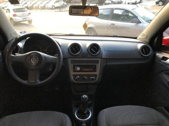 Vw - Volkswagen Novo Gol Comfortline 1.0 Único Dono 2014 - Foto 9