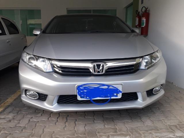 Honda Civic LXR 2.0 Flex one 2014 - Foto 10