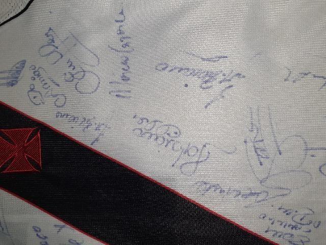 Camisa oficial do Vasco da Gama - Foto 5