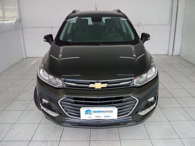 Chevrolet TRACKER LT 1.4 Turbo 16V Flex 4x2 Aut. - Prata - 2018