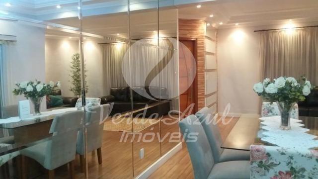 Casa à venda com 3 dormitórios em Jardim residencial firenze, Hortolândia cod:CA005600 - Foto 6