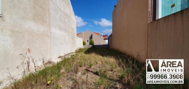 Terreno à venda, 140 m² por R$ 210.000 - Campo Comprido - Curitiba/PR - Foto 3