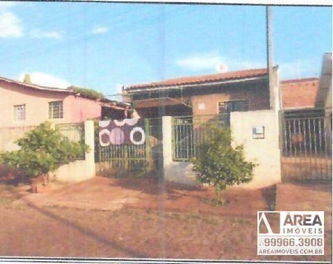 Casa com 2 dormitórios à venda, 64 m² por R$ 53.203 - Vila Kennedy - Cambira/PR