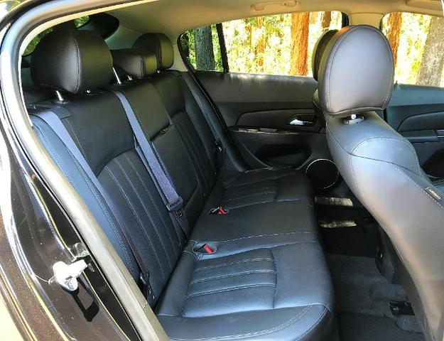 Cruze LTZ Hatch Top de Linha Teto Solar - Corolla Jetta Civic Fusion Focus Golf - Foto 18