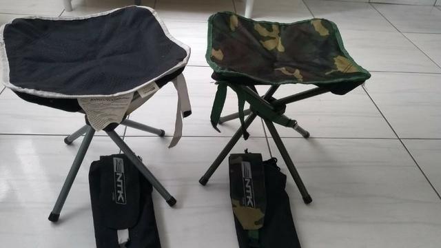 Pesca e Camping Cadeira - Foto 2
