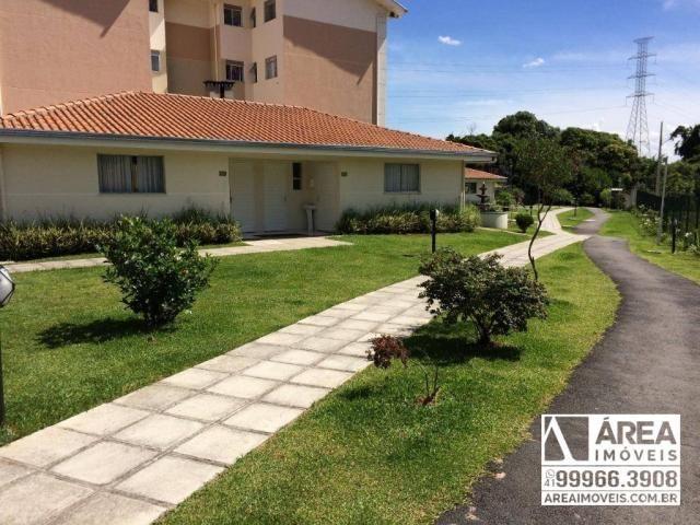Apartamento com 2 dormitórios à venda, 62 m² por R$ 205.000 - Santa Quitéria - Curitiba/PR - Foto 13