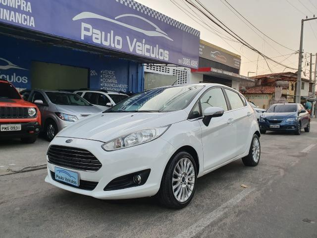 New Fiesta 1.6 2014 Titanium automático Top