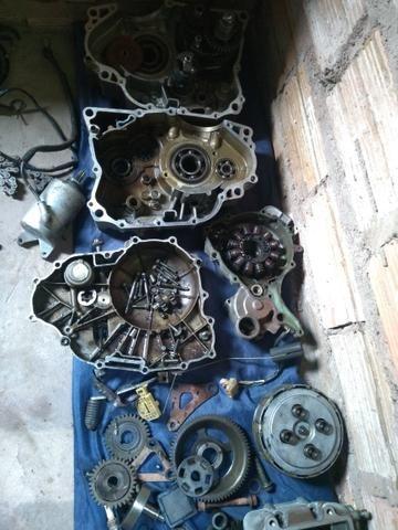 Vendo peças do motor da fazer ou Lander 2011