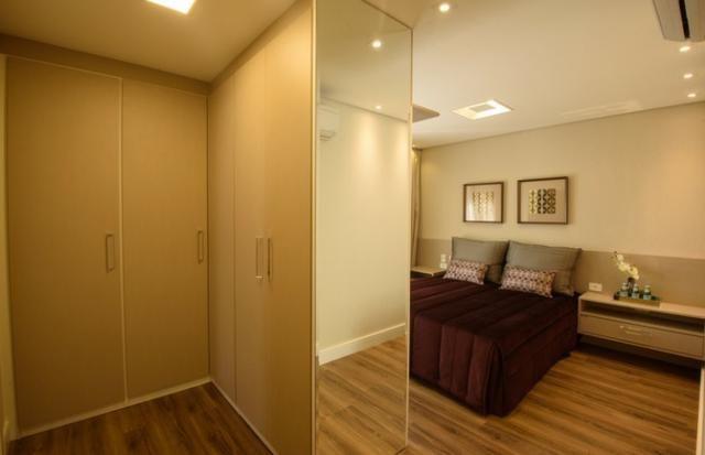 Pronto para morar Garden 136m² a 2 quadras do Shopping Curitiba - Foto 8