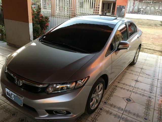 Honda Civic Exs 12/12 1.8 - Foto 2