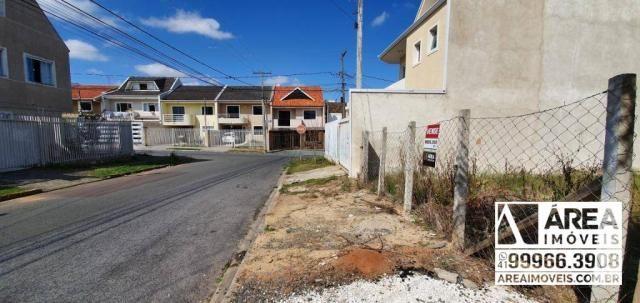 Terreno à venda, 140 m² por R$ 210.000 - Campo Comprido - Curitiba/PR - Foto 5