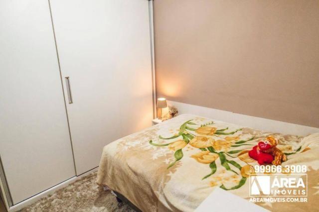 Apartamento com 3 dormitórios à venda, 62 m² por R$ 211.000 - Santa Quitéria - Curitiba/PR - Foto 11