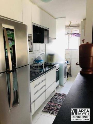 Apartamento com 2 dormitórios à venda, 62 m² por R$ 205.000 - Santa Quitéria - Curitiba/PR - Foto 5