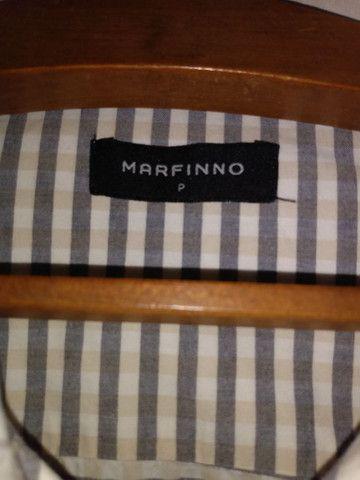 Camisa masculina quase nova