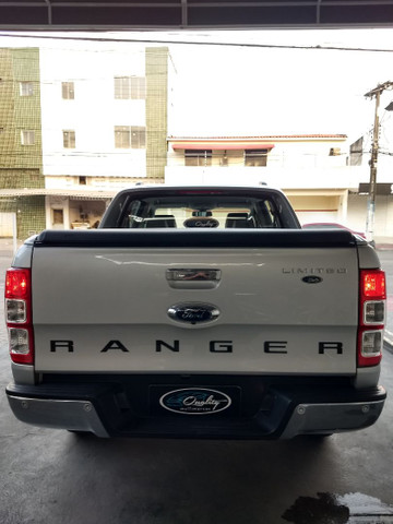 Ford Ranger 3.2 Limited 4x4 CD 20V Diesel 4P AT - Foto 5