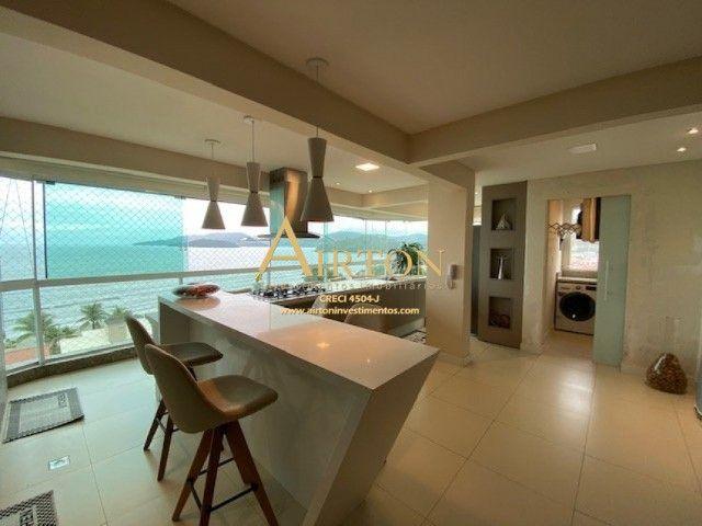 L3113, Apartamento finamente mobiliado com visão total do mar - Foto 5