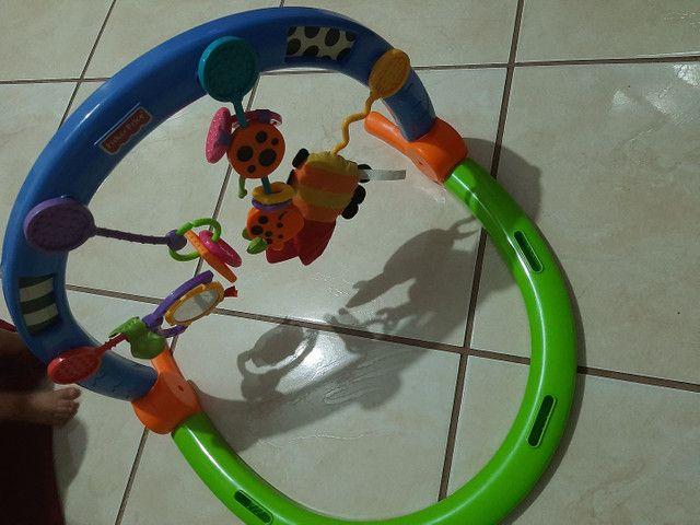 Tapete com brinquedo para bebê  - Foto 3