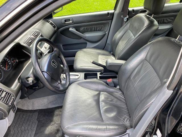 Honda Civic Lxl (Automatico, couro) 2006 - Foto 8