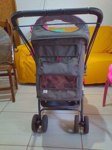 Carrinho de bebê menina - Foto 2