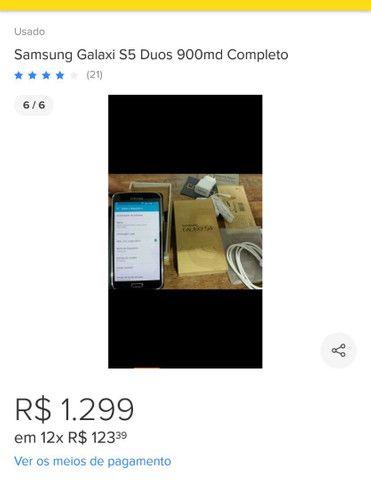 Galaxy S5 DUOS - Foto 6