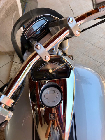 Moto Suzuk Boulevard M1800R - Foto 12