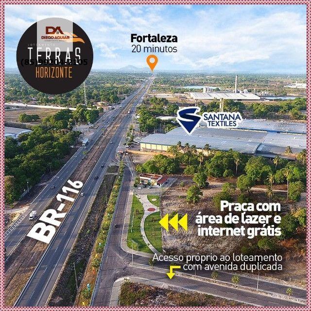 Loteamento Terras Horizonte#Infraestrutura completa - Foto 17