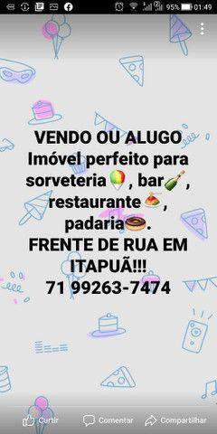 Apartamento 2/4, varanda R$750,00 ITAPUÃ