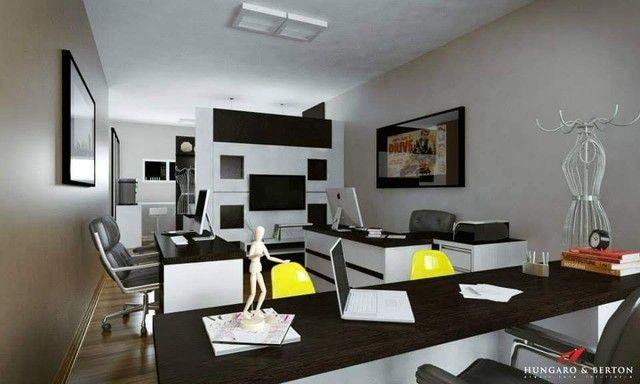 Escritório Empresarial Moderno c/ 4 ambientes  - Foto 4