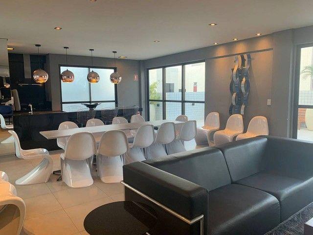 Apartamento para venda possui 109 metros quadrados com 3 quartos em Jatiúca - Maceió - AL - Foto 9